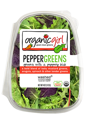 og PEPPERGREENS 4 oz