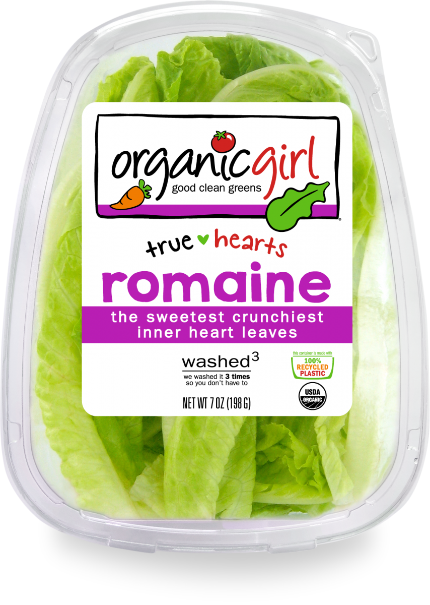 organicgirl romaine 7oz