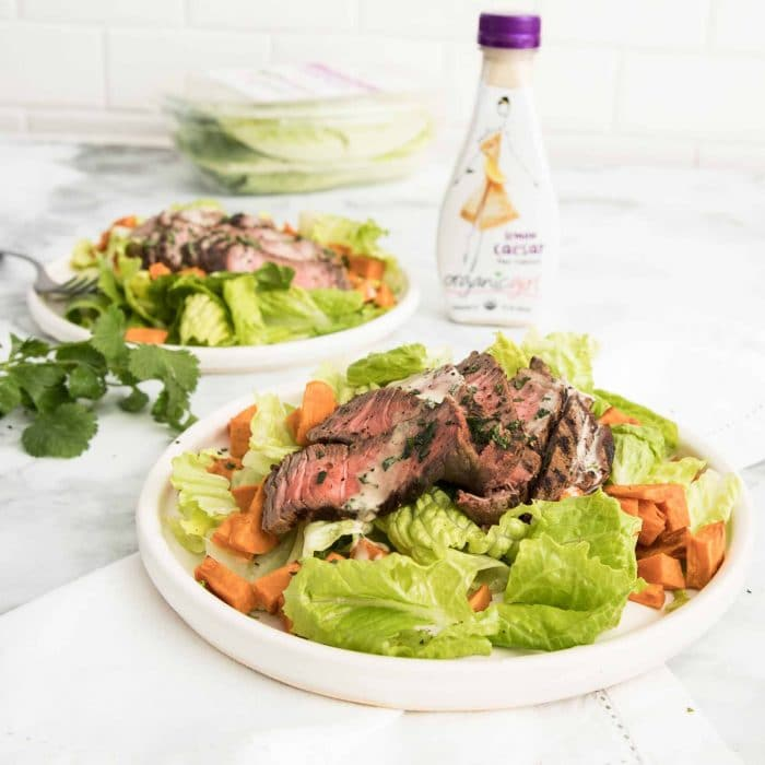 steak and sweet potato salad recipe