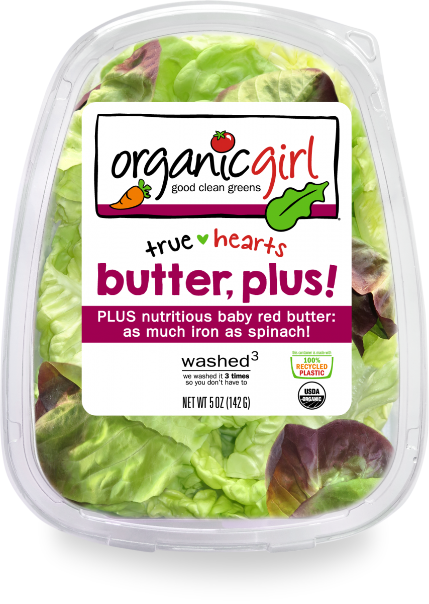 organicgirl butter plus! 5oz