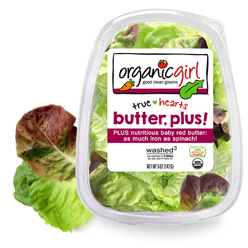 organicgirl butter, plus!